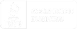BBB White Logo